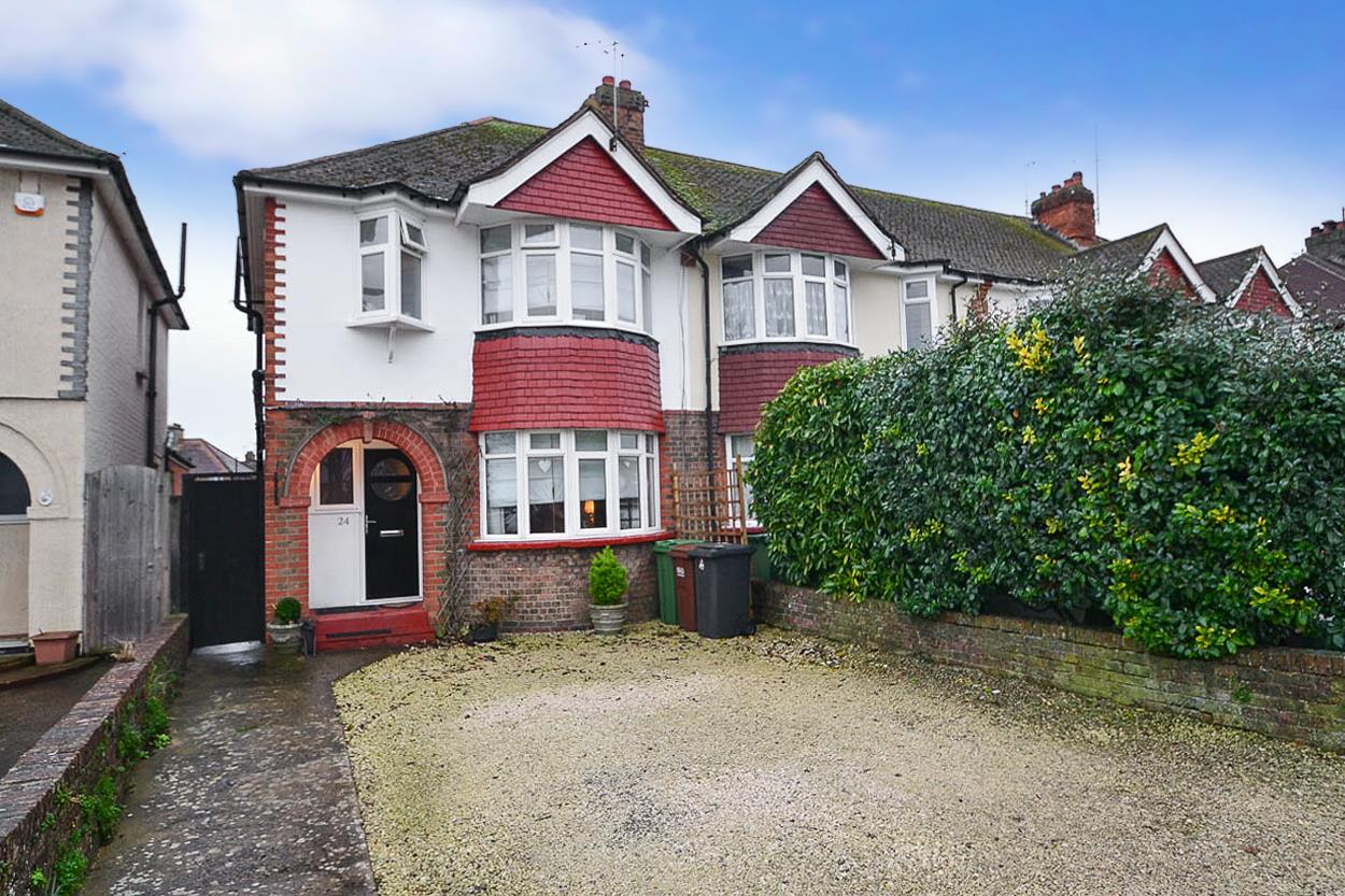 3 Bedrooms End Of Terrace House for sale in Wallis Avenue, Eastbourne